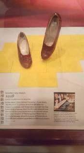 Dorthy's slippers